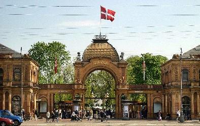Copenhagen - Tivoli