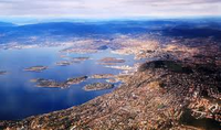Oslo aerial view