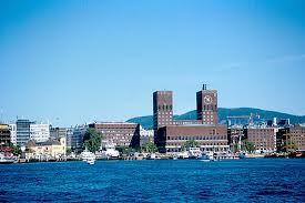 Oslo - seafront
